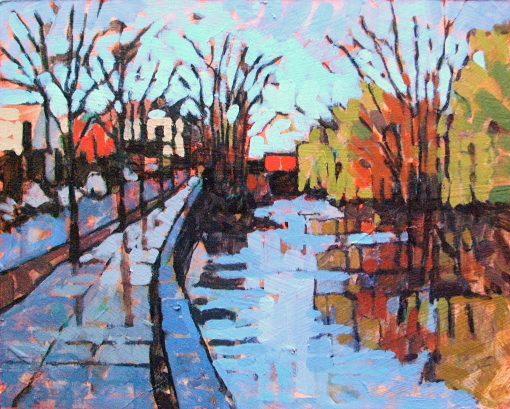 conor-o-mahony Garnd Canal