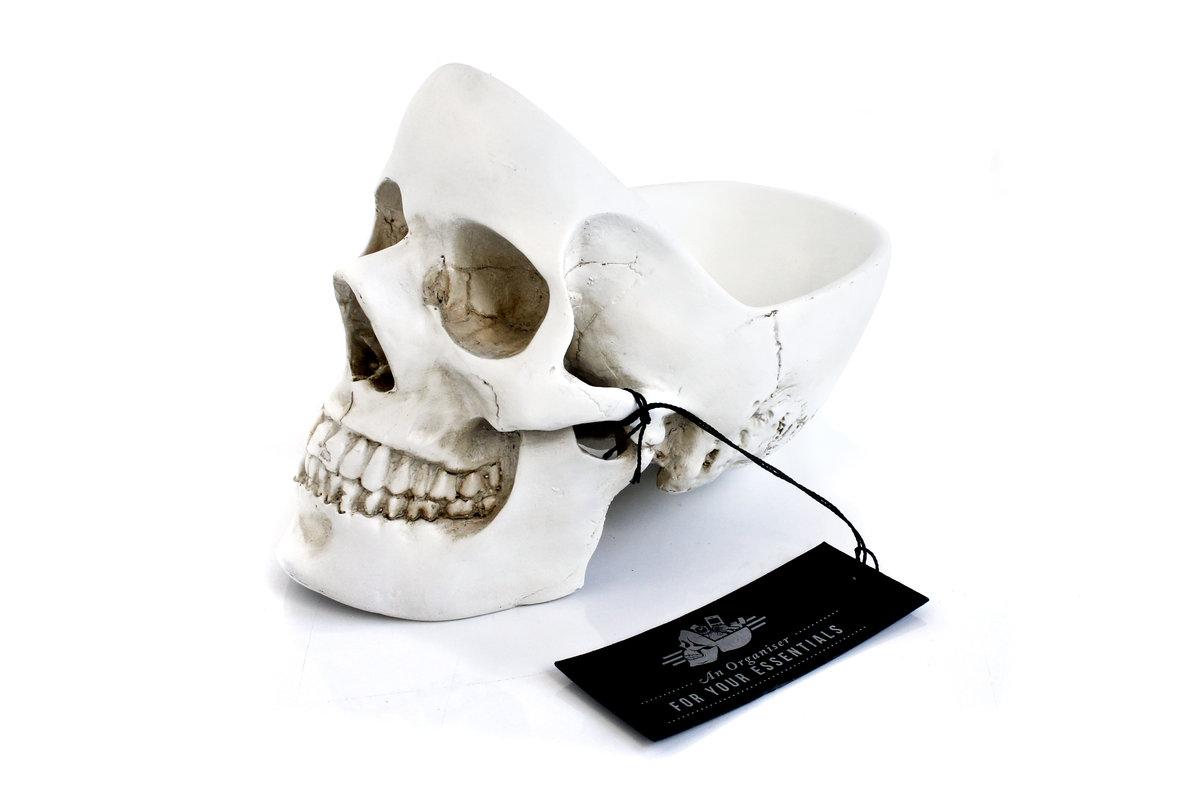 Skull Desk Tidy