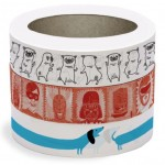 Ohh Deer Patterned Tape collection