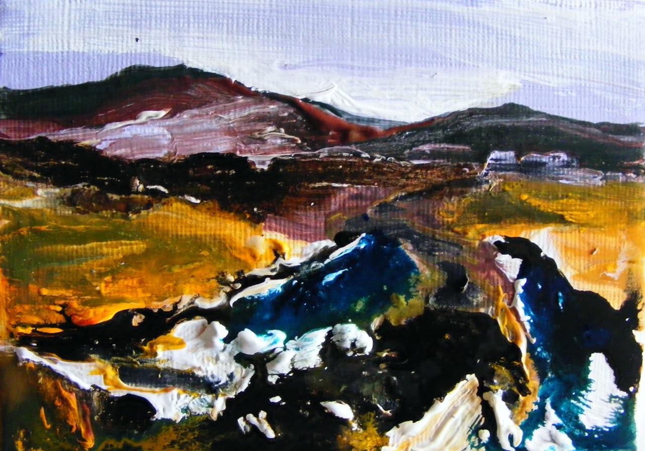 Bog Water by Deborah Watkins
