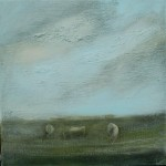 Cows and their slow movement by Mary Donnelly