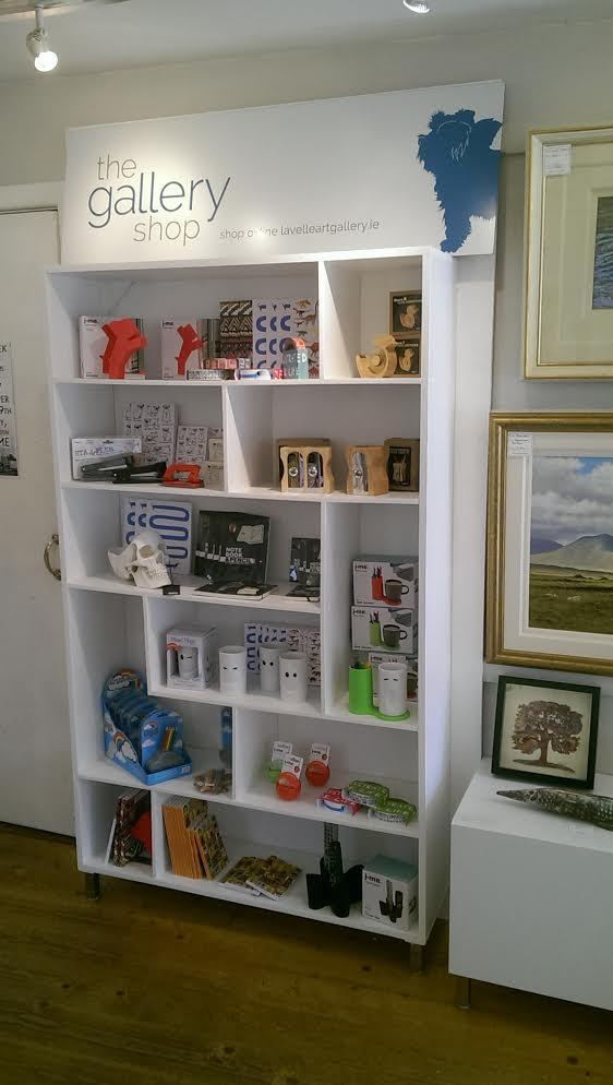 The Gallery Shop - new display
