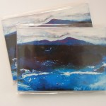 Winter Seascape Notebooks