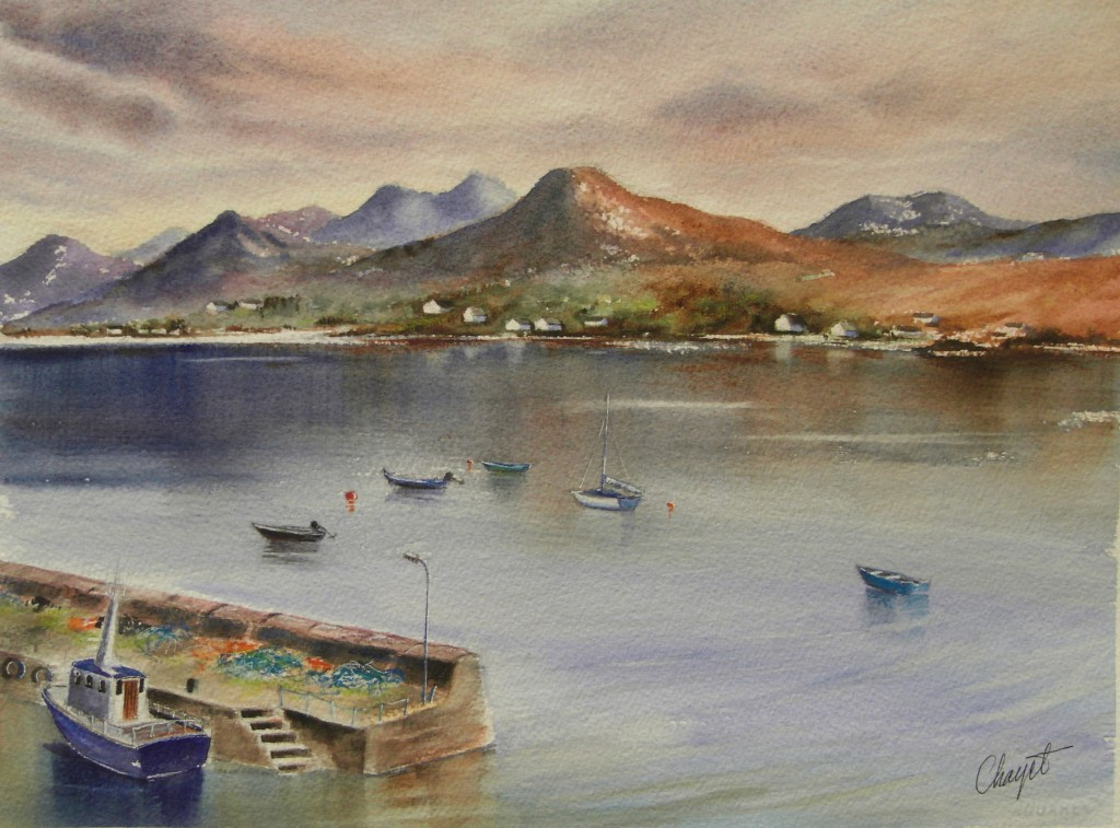 Roundstone by Marianne Chayet