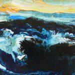 Ink Dark Sea by Deborah Watkins