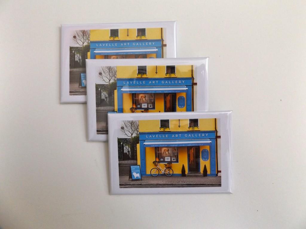 Lavelle Art Gallery Fridge Magnet
