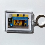 Key Ring - Lavelle Art Gallery Shopfront