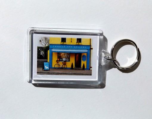 Key Ring - Lavelle Art Gallery Shopfront