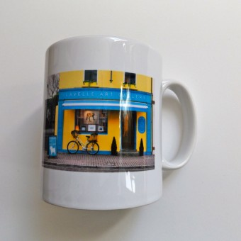 Mug - Lavelle Art Gallery Shopfront