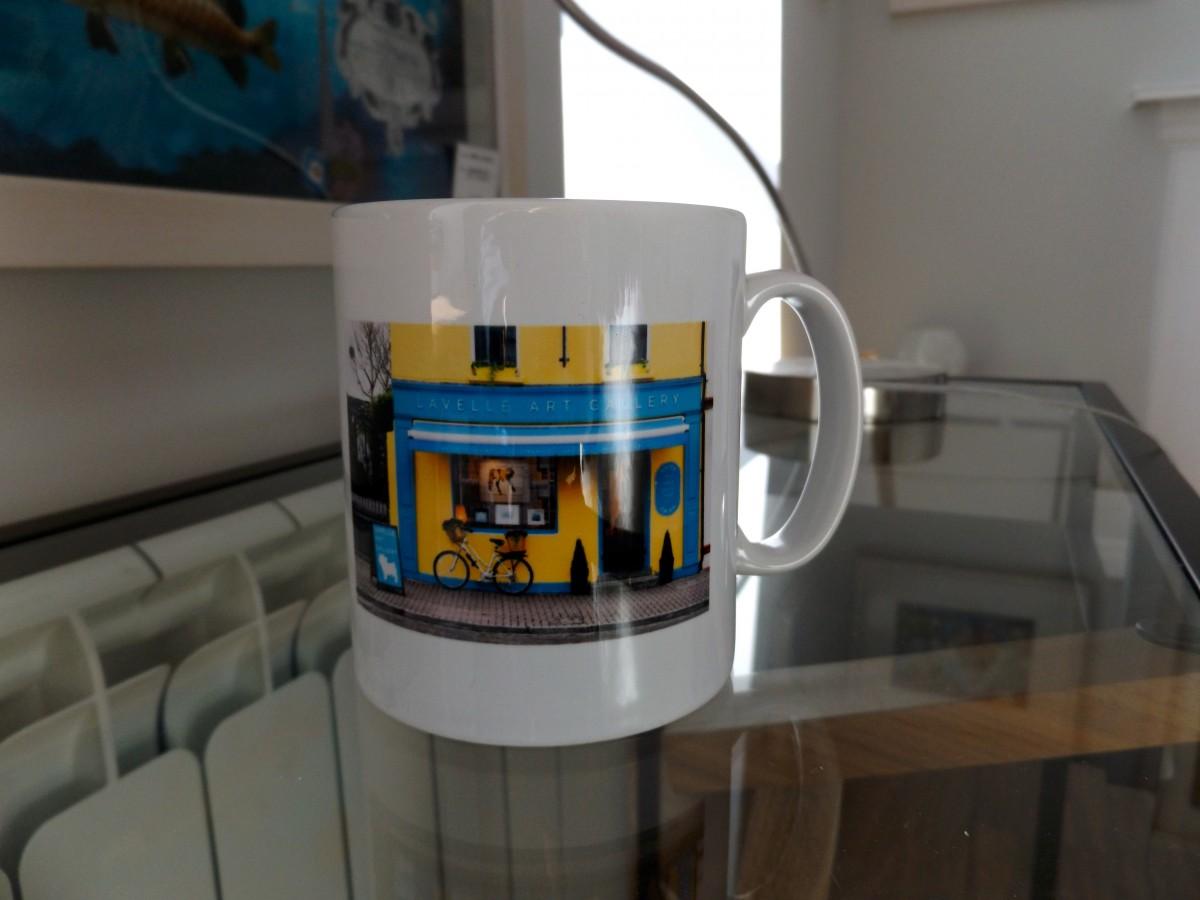 Lavelle Art Gallery Mug