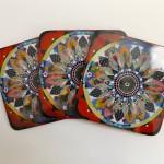 Coaster - Spiral Eye