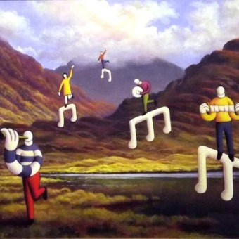 Musicians by Alan Kenny