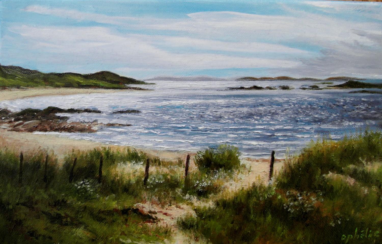 Glassilaun Beach, Renvyle