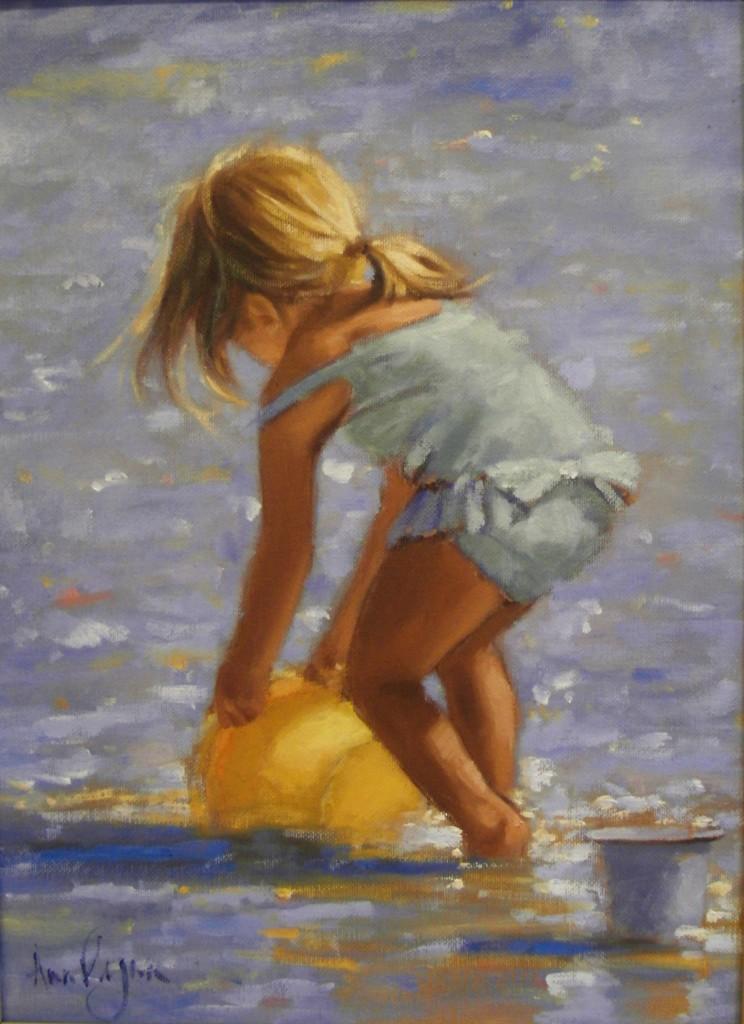 Blue Belle by Ann Flynn