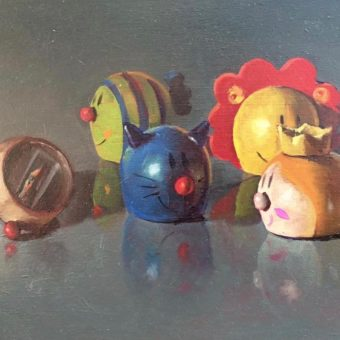 Novelty Parers by Dave West