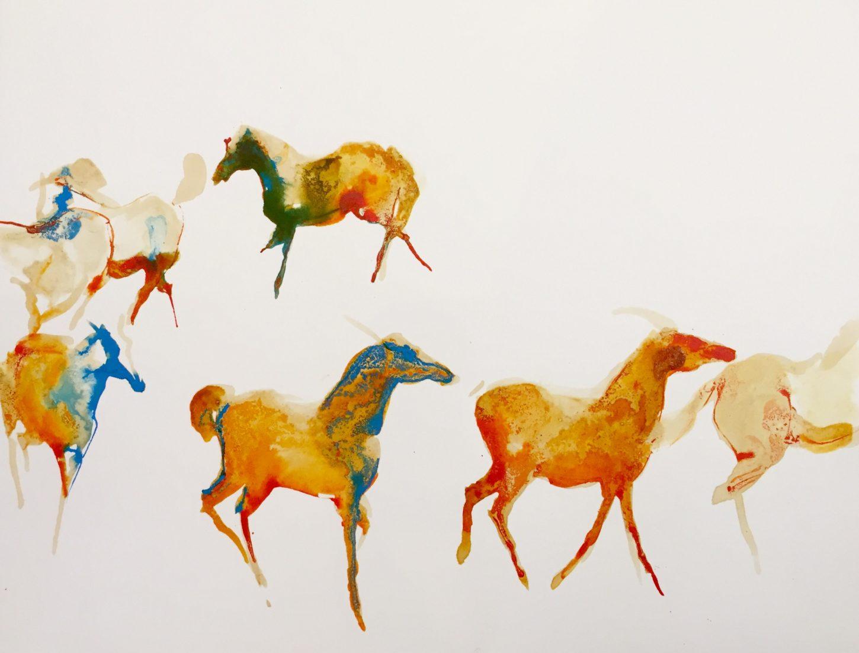 Ring of Horses by Debi O'Hehir