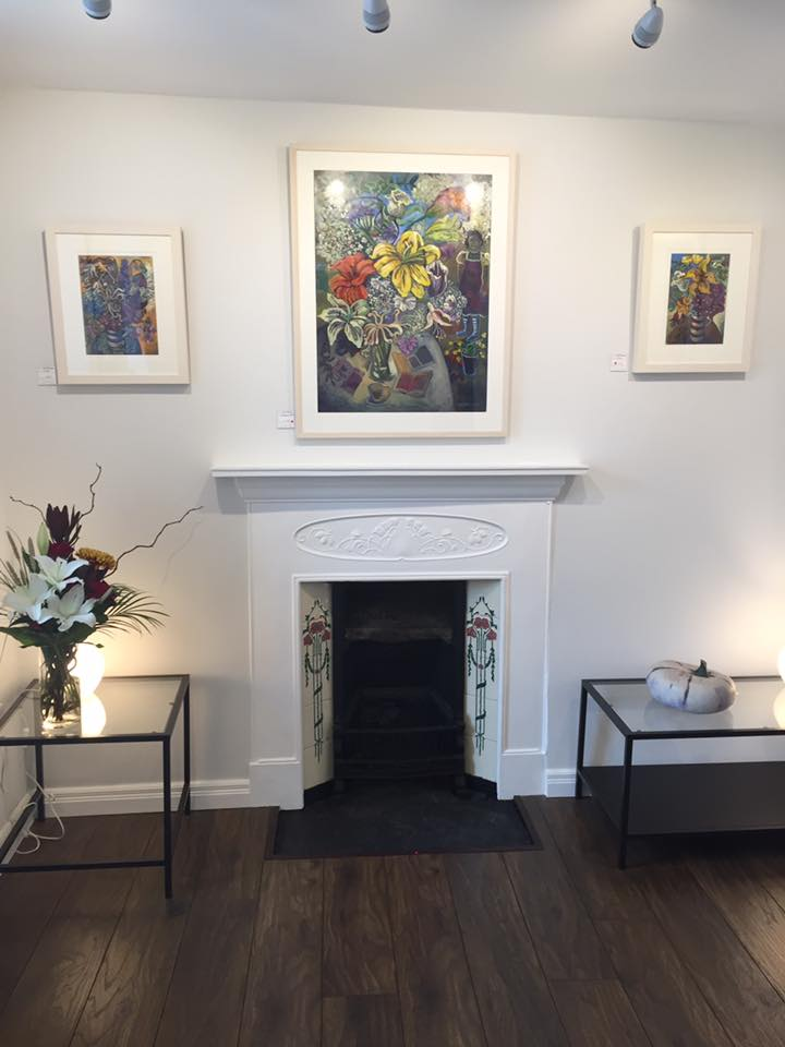 Rosie Mc Gurran show at the Lavelle Art Gallery