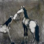 Horses by Heidi Wickham