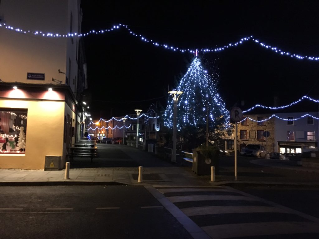Christmas at the Square, Clifden