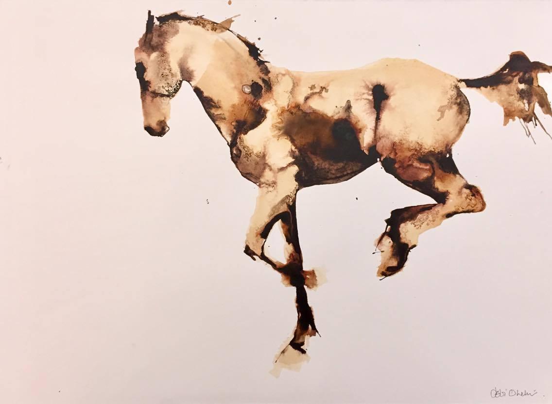 Kicking by Debi O'Hehir