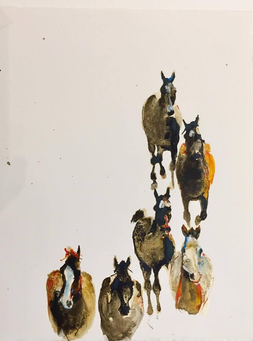 Tumbling by Debi O'Hehir