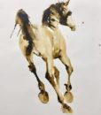 Large Young Horse by Debi O'Hehir