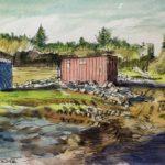 Pony and Facilities by Mick O'Dea