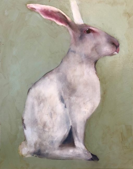 White Rabbit by Heidi Wickham