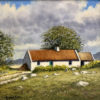 Cottage Lettermore by Manson Blair