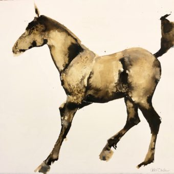 Thursday Horse by Debi O'Hehir