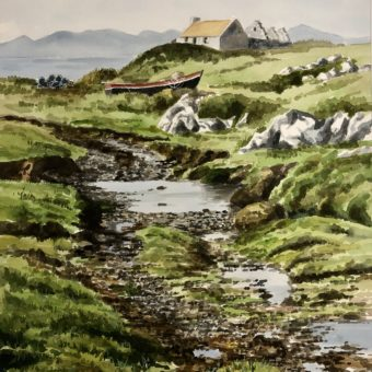 South Connemara by Arnold Gardiner