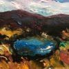 Mountain Pool by Deborah Watkins
