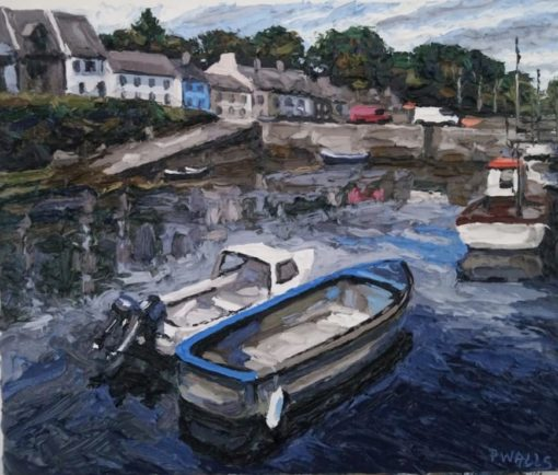 Spring Day Roundstone by Paul Walls