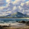 Sun and Waves Glassillaun by Eoin Lane