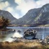 Lough Inagh by Eileen Meagher