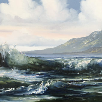 Seascape by Eileen Meagher