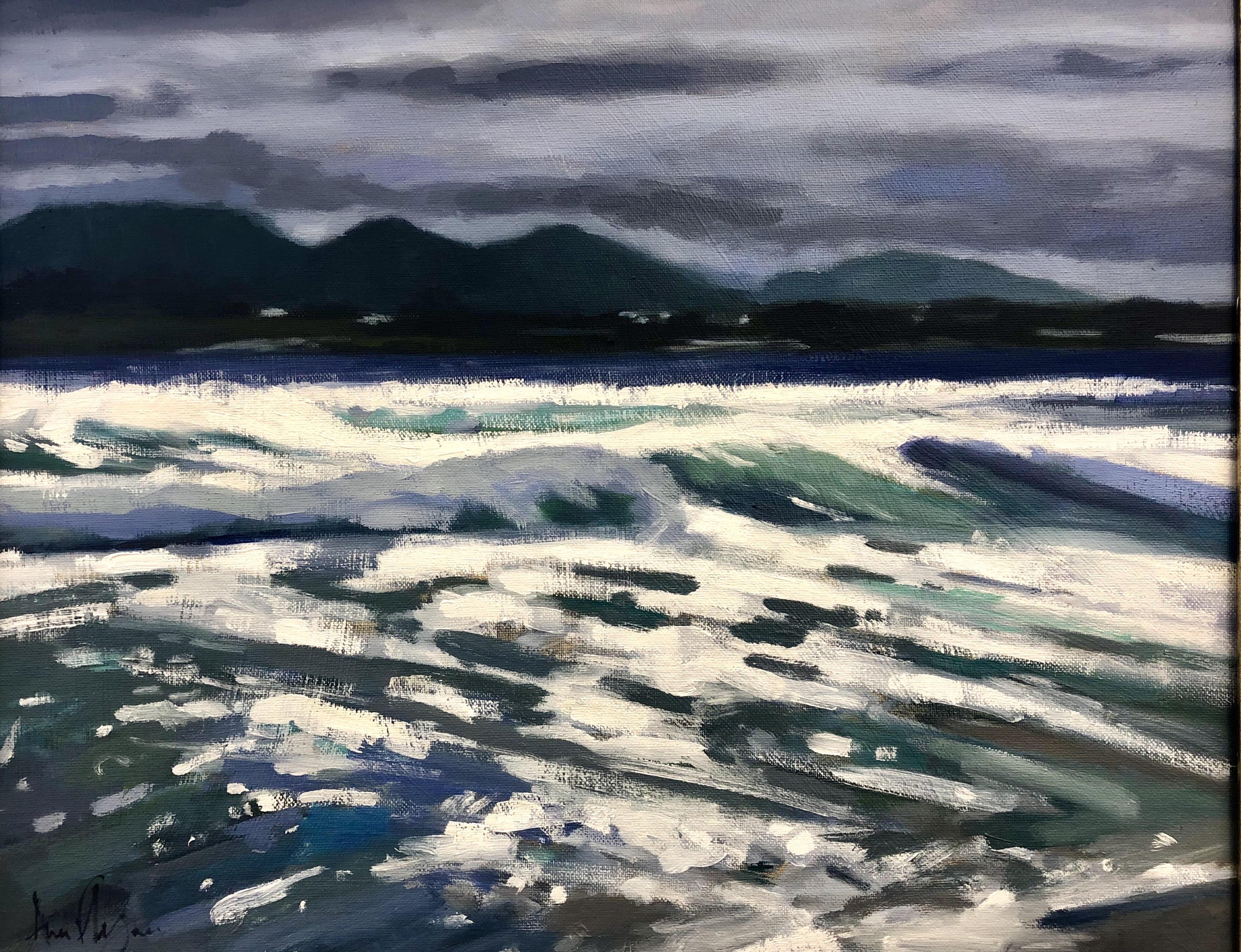 Towards the Twelve Bens by Ann Flynn