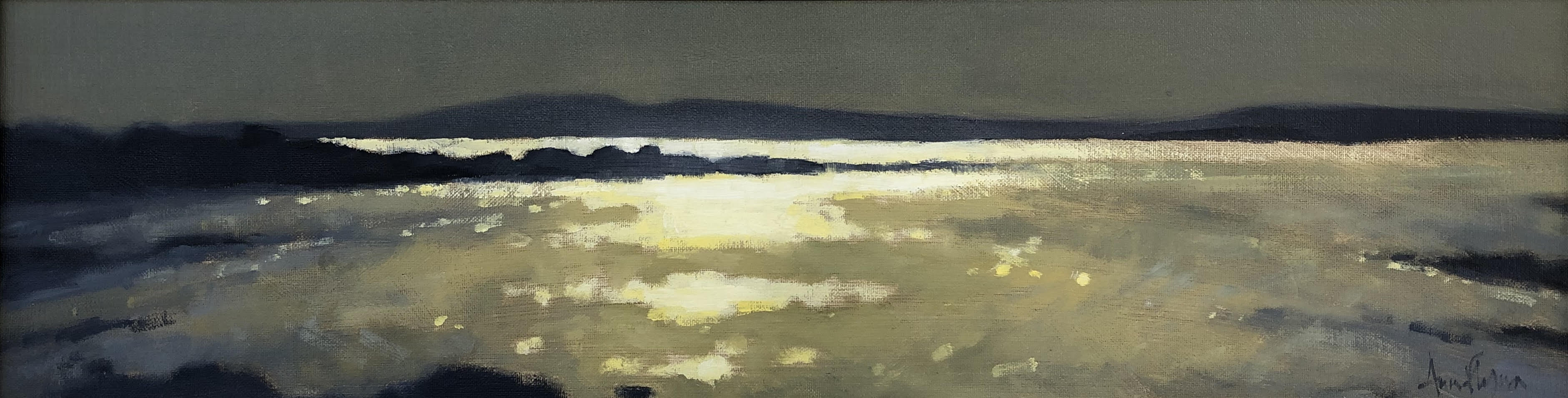 Shoreline, Spiddal by Ann Flynn