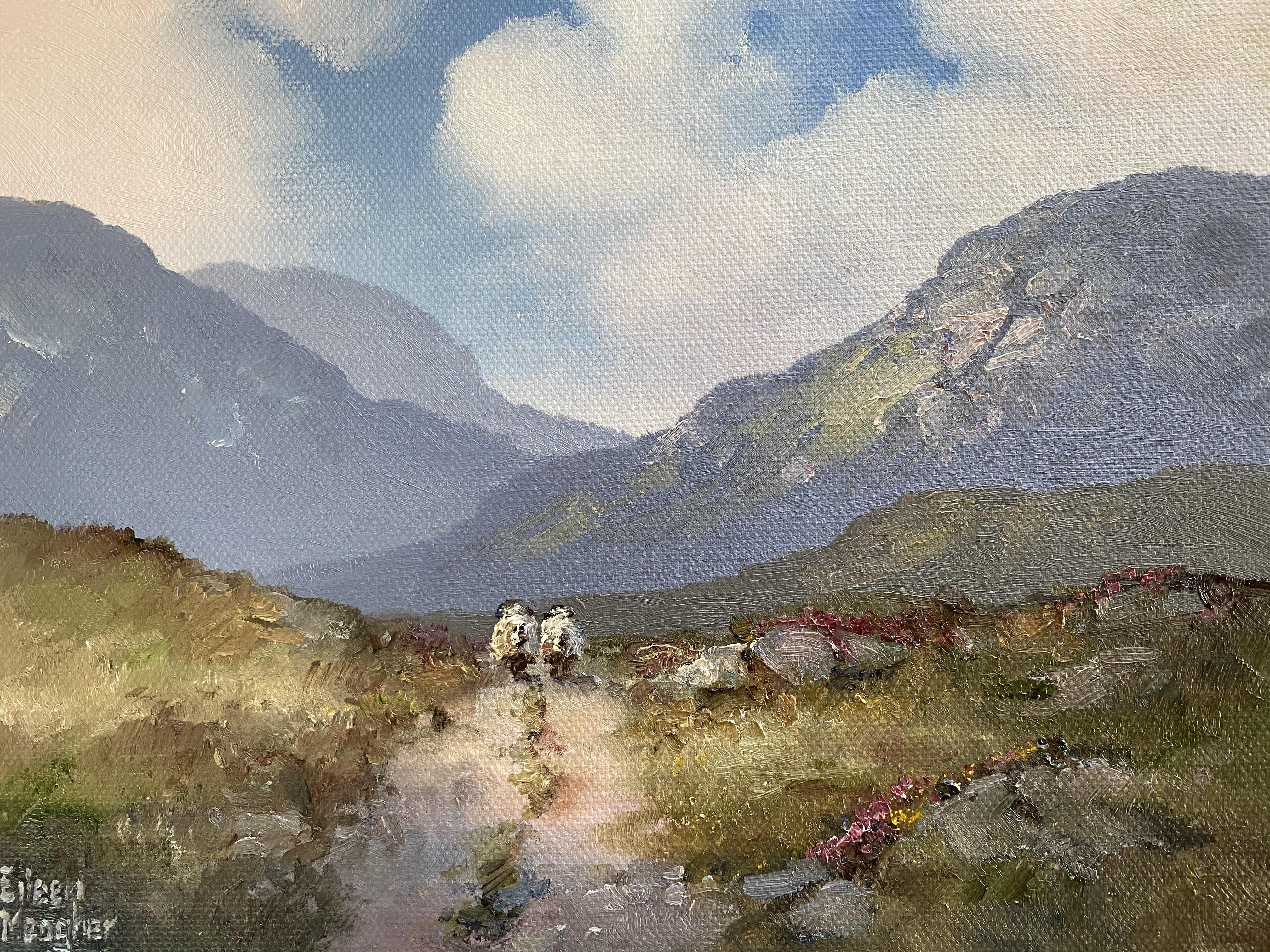 Roundstone Bog, Connemara by Eileen Meagher