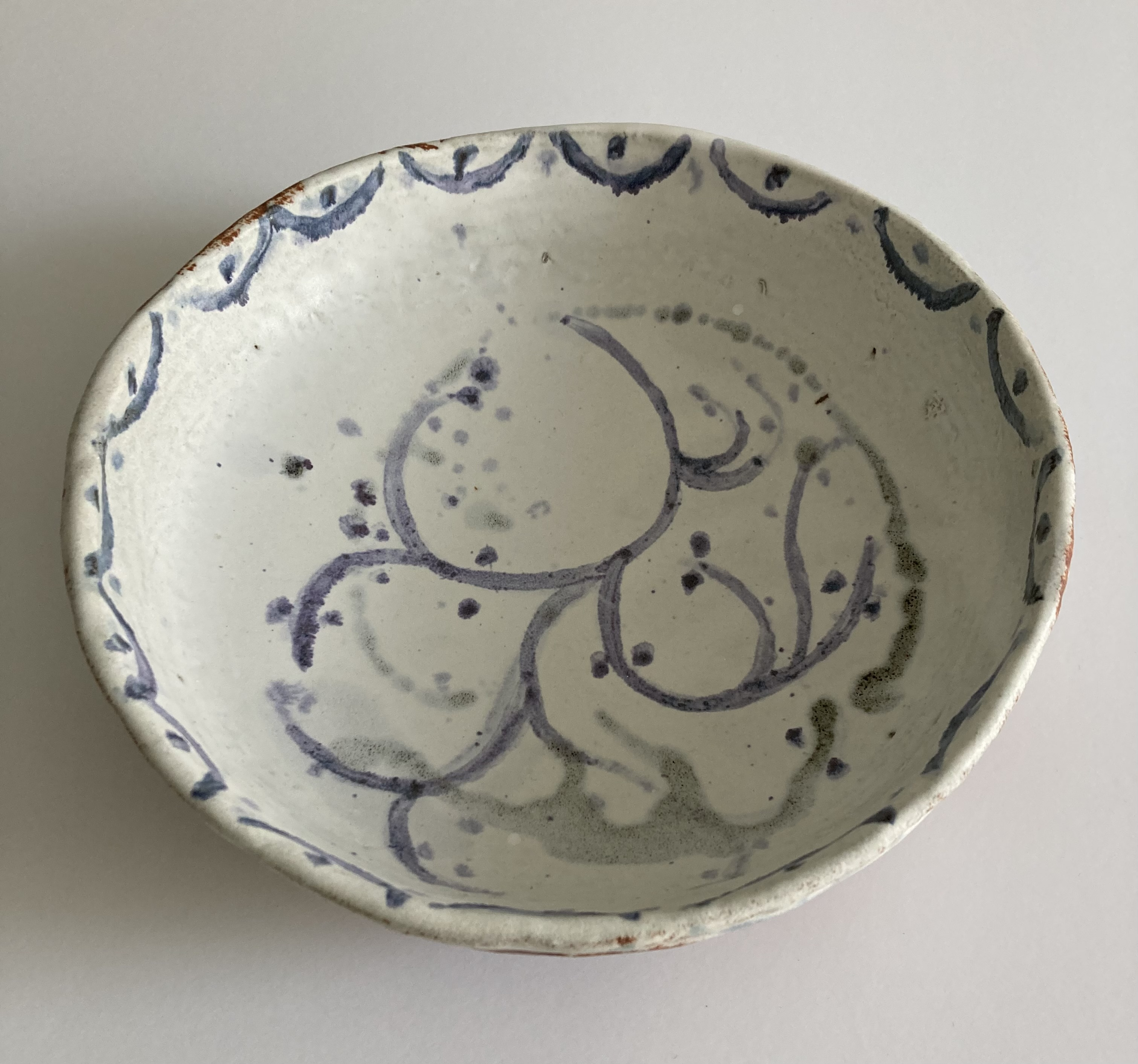 'Windswept' Bowl by Claire Finlay