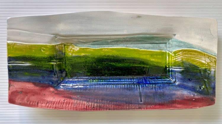Bogland Bloom by Deborah Watkins
