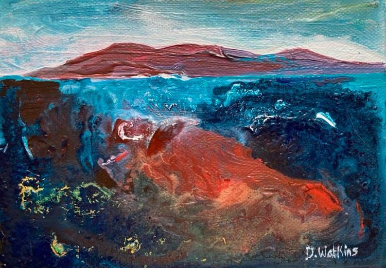 Life Under the Surface by Deborah Watkins