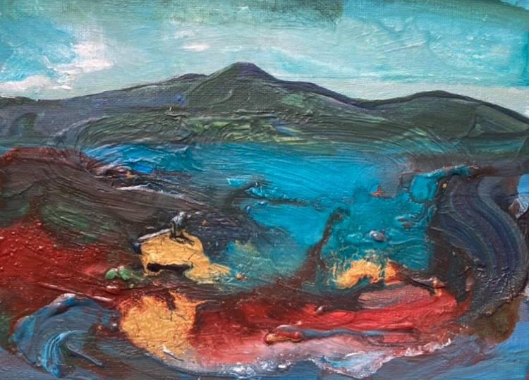 Sometimes the Sea Rages by Deborah Watkins