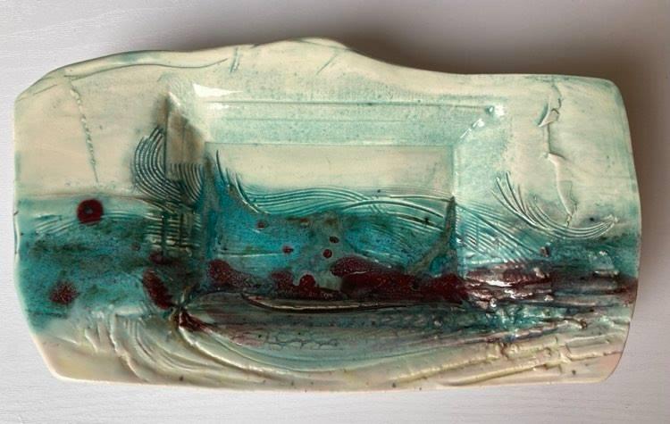 Atlantic Swell by Deborah Watkins